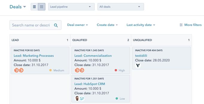 Priority for deals - hubspot updates june 21