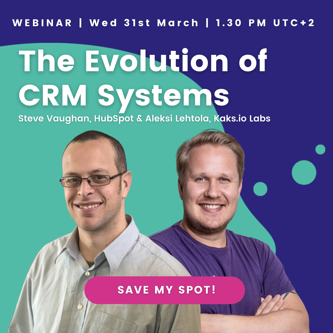 The Evolution of CRM Systems