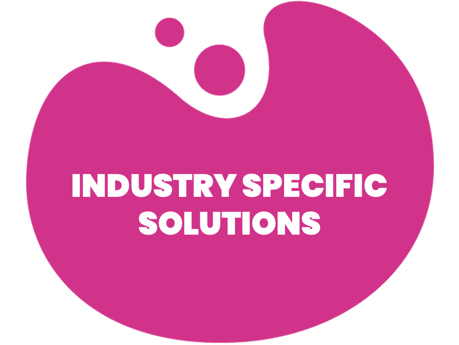 Industry Specific solutions