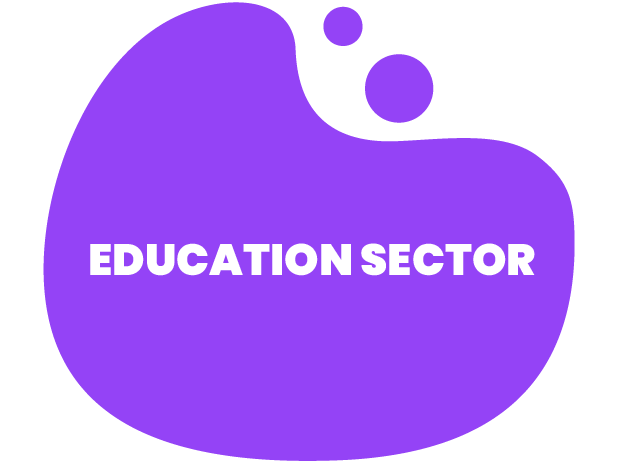 We are experts in education sector