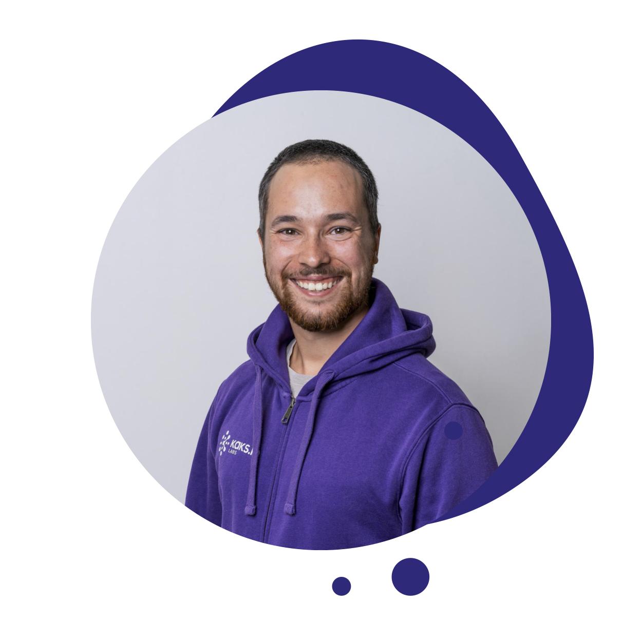 Daniel-José Hänninen, Kaks.io Labs