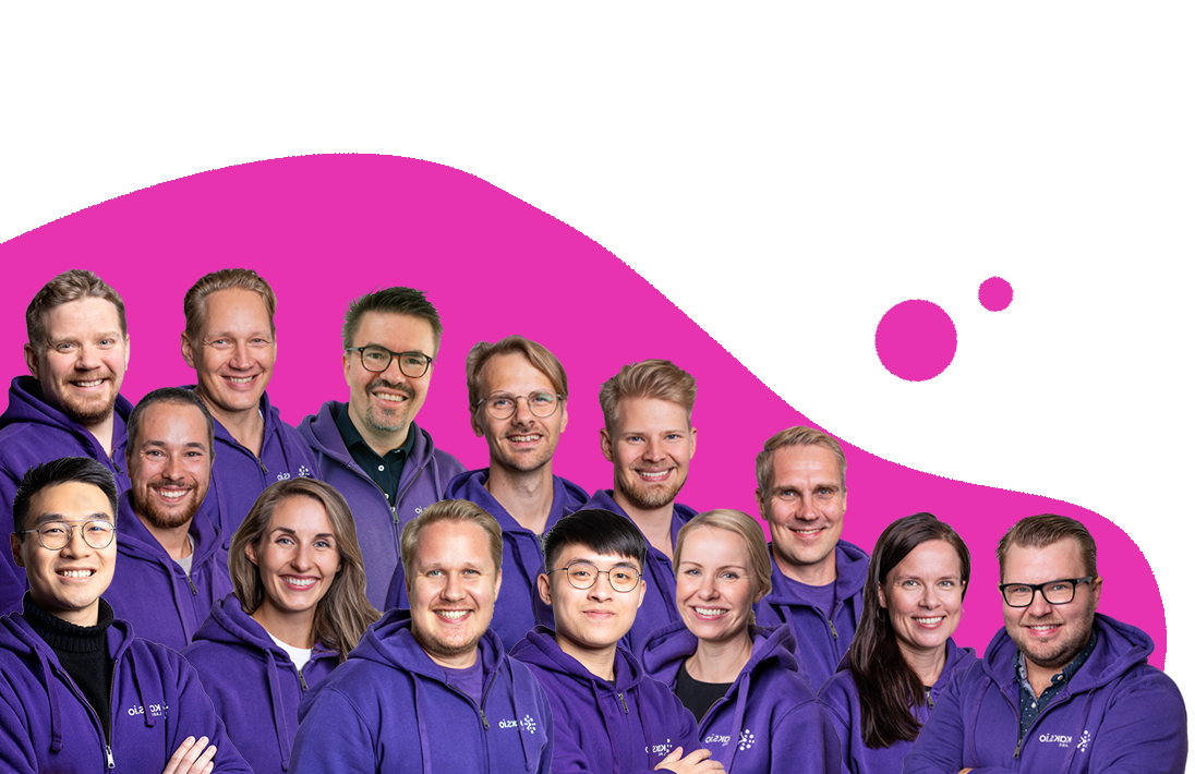 Meet the awarded Kaks.io Labs' team of HubSpot professionals
