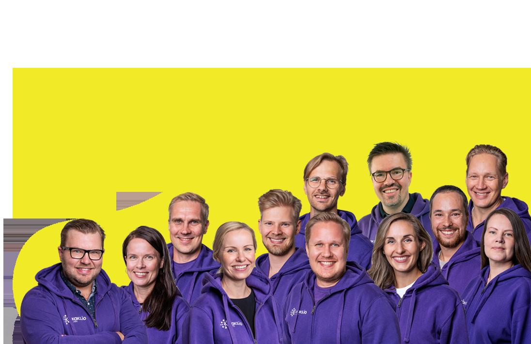 Meet Kaks.io Labs HubSpot team